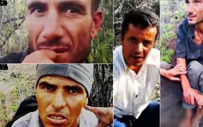 Vidéo de l'interrogatoire du berger Néjib Guesmi tué par des terroristes