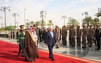 Caïd Essebsi en visite officielle à Riyad