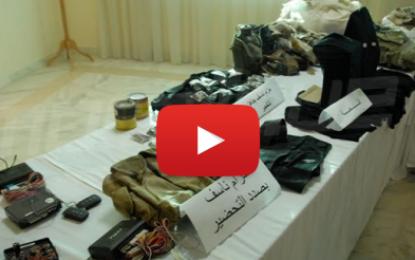 Démantèlement d'une filiale de Daech en Tunisie!