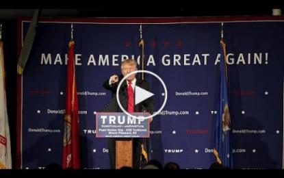 D. Trump: «Interdire l'accès musulmans aux Etats-Unis»