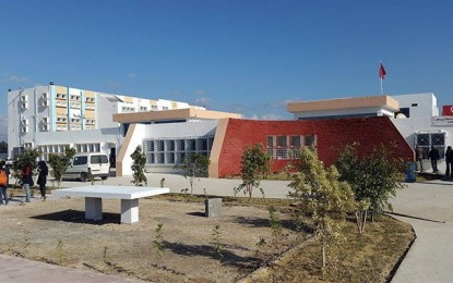 Education : Le collège de Bousalem fait peau neuve