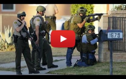 Fusillade de San Bernardino : 2 suspects abattus
