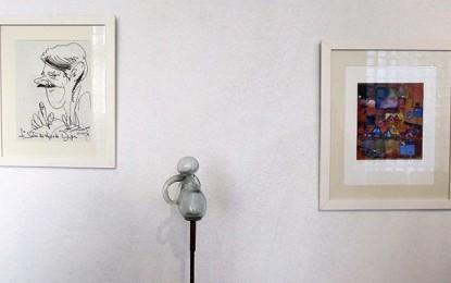 Galerie Alain Nadaud : L'art est une fête
