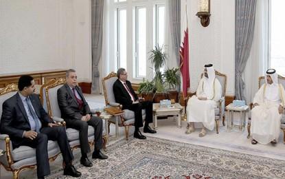 Que va quémander Habib Essid au Qatar ?