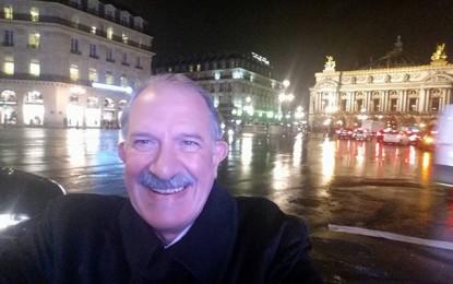 Hedi Djilani: «Me voilà à Paris et demain Inchallah à Oslo»