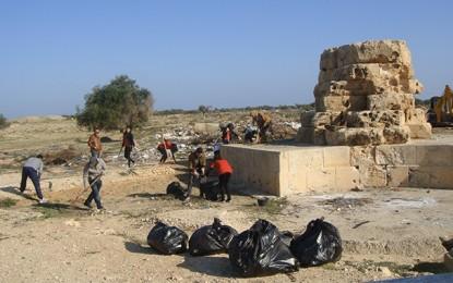 Archéologie : Les étudiants de l'Iset au chevet de Henchir Bourgou