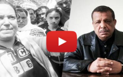 Hommage à la militante tunisienne Jomâa Hajji