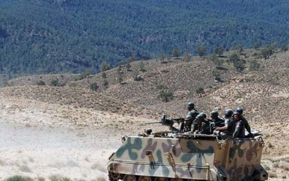 Terrorisme : L'armée ratisse à Jebel Ouergha