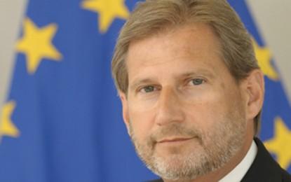Hahn: «Nous investirons en Tunisie au service de sa paix et sa stabilité»