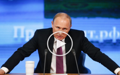 Poutine: «La Turquie a abattu l'avion pour protéger l'acheminement du pétrole de Daech»