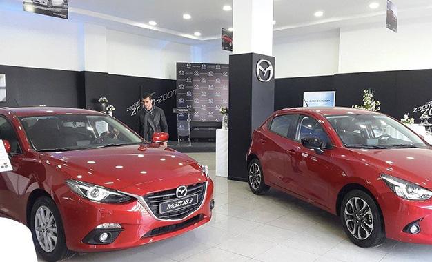 Mazda-Nabeul