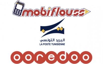 Mobiflouss : Un service d'encaissement de mandats