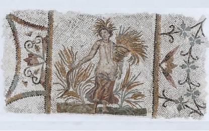 Archéologie: Des trésors du musée du Bardo exposés en Italie