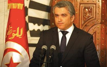 Nejib Derouiche opposé à la disparition du ministère de l'Environnement