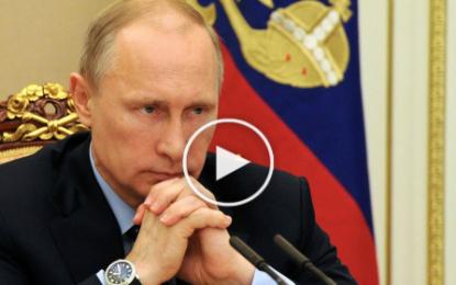 Poutine: «La Russie se prépare à toute éventualité!»