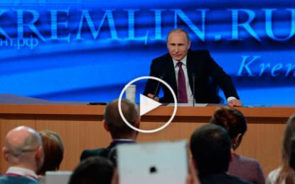 Poutine: «La Turquie fait de la lèche aux Américains» !