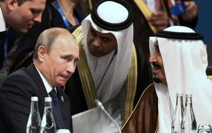 Russie-Arabie saoudite : Un changement des équilibres au Moyen-Orient?
