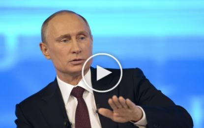Poutine: «L'islamisme modéré, ça n'existe pas!»