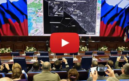 Preuves russes du financement turc de Daech: Le détail !