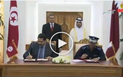 Le Qatar participe au financement d'un réseau de communication pour le ministère tunisien de l'Intérieur