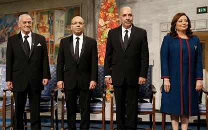 Le Quartet du dialogue national tunisien mercredi à Genève