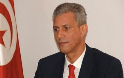 Rached Ben Romdhane nouveau chef de cabinet de Yassine Brahim