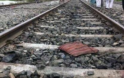 Sousse : Distrait par son téléphone, un jeune percuté par un train
