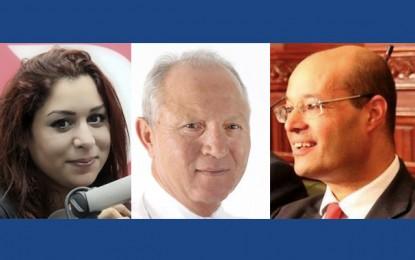 Absentéisme à l'Assemblée : Trois députés Nidaa Tounes se la coulent douce