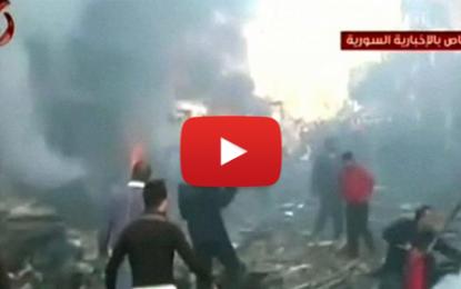 Syrie: Au moins 25 morts dans un attentat daechien à Homs
