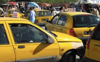 Tunisie : La grève des taxistes maintenue jusqu'à nouvel ordre