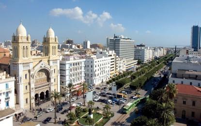 Tunis meilleure ville du Maghreb où il fait bon vivre