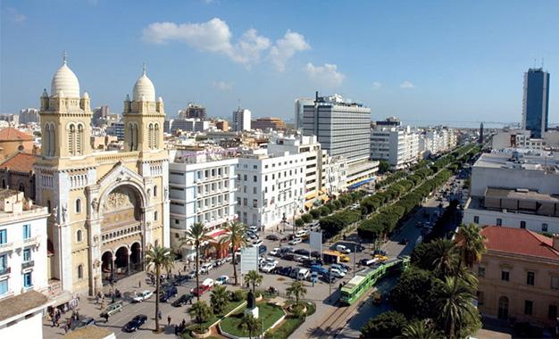 Tunis meilleure ville du maghreb o il fait bon vivre for Piscine demontable tunisie