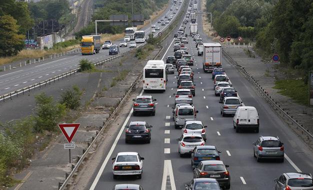 autoroute circulation