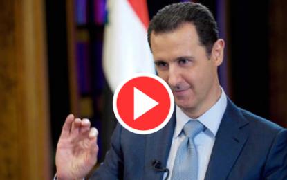 Al-Assad: «La guerre contre Daech rend nerveux Erdogan!»