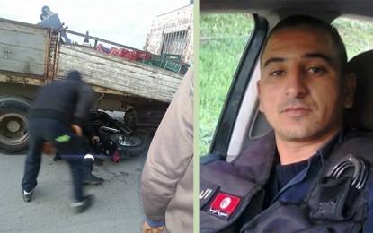 Bizerte : Un douanier décède dans un accident de la route