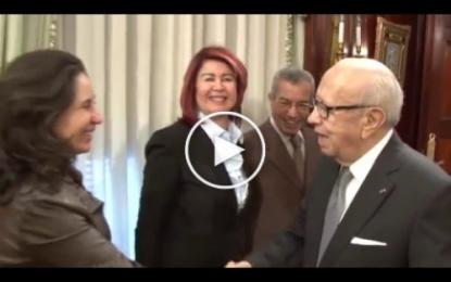 Caïd Essebsi: «L'avis de l'élite intellectuelle m'importe beaucoup, mais…»