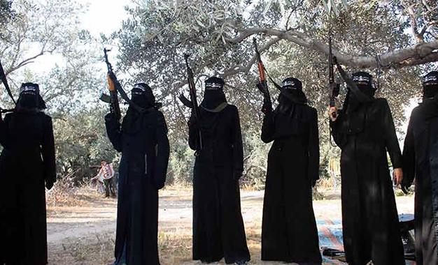 femmes jihadistes