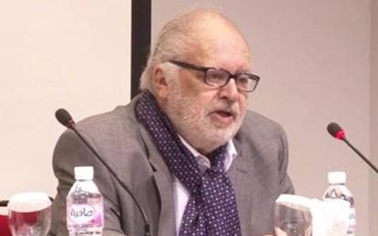 Hichem Djaït personnalité culturelle arabe de 2016