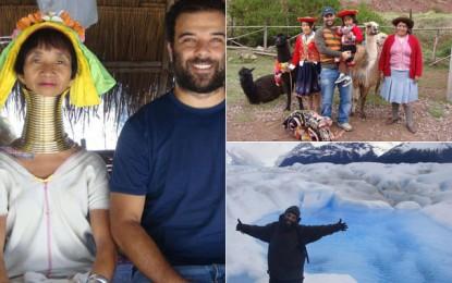 Le globetrotteur Houssem Hamdi enfin… libre de voyager