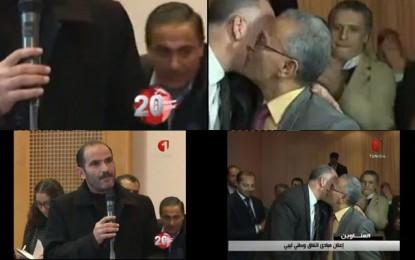 Libye: Karoui et Jarraya se mêlent de ce qui ne les regarde pas (vidéo)