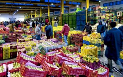 Marché de gros : Les commerçants des bananes protestent