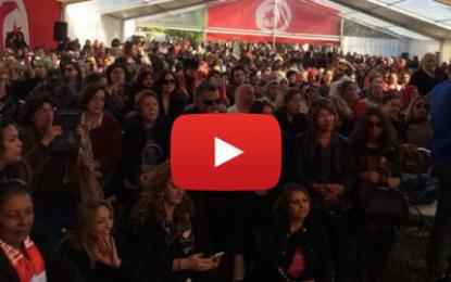Pour unrôle plus agissant de la femme dans la nouvelle Tunisie