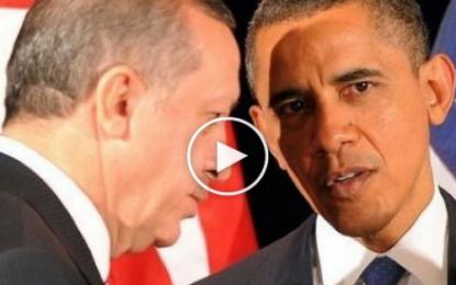 Crise turco-russe: Erdogan diplomatiquement sermonné par Obama!