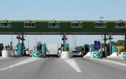 Autoroutes : Hausse du tarif au péage en décembre 2017