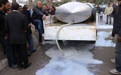 Crise du secteur laitier : Les autorités ébauchent des solutions