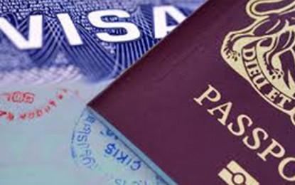 Démantèlment d'un réseau de falsification de visas