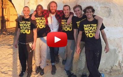 Tourisme : Les Yamakasi font la promotion de la Tunisie