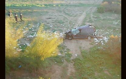 Zaghouan : Un contrebandier découvert mort dans sa voiture accidentée