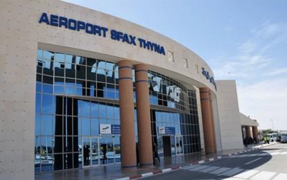 Départ du 1er vol des pélerins de l'aéroport Sfax-Thyna