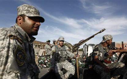 L'armée libyenne formée en Tunisie par des Allemands et des Italiens